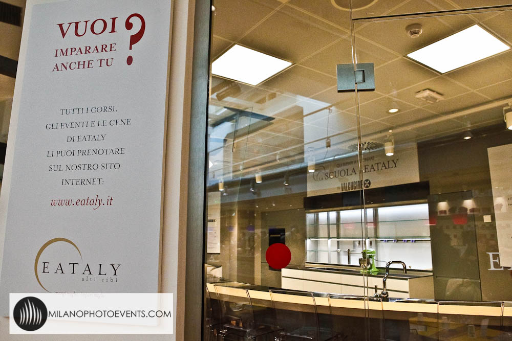 eataly apre il nuovo spazio a milano - milano photo eventsmilano ... - Corso Cucina Eataly
