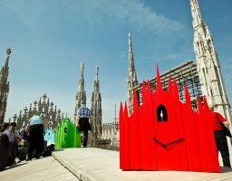 Cucù Duomo – salone del mobile 2014