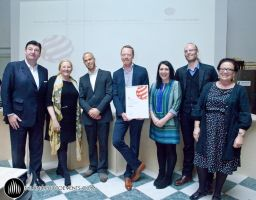 Red-dot design award 2014
